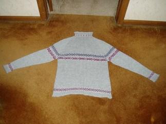 adult sweater - original (wool / alpaca)