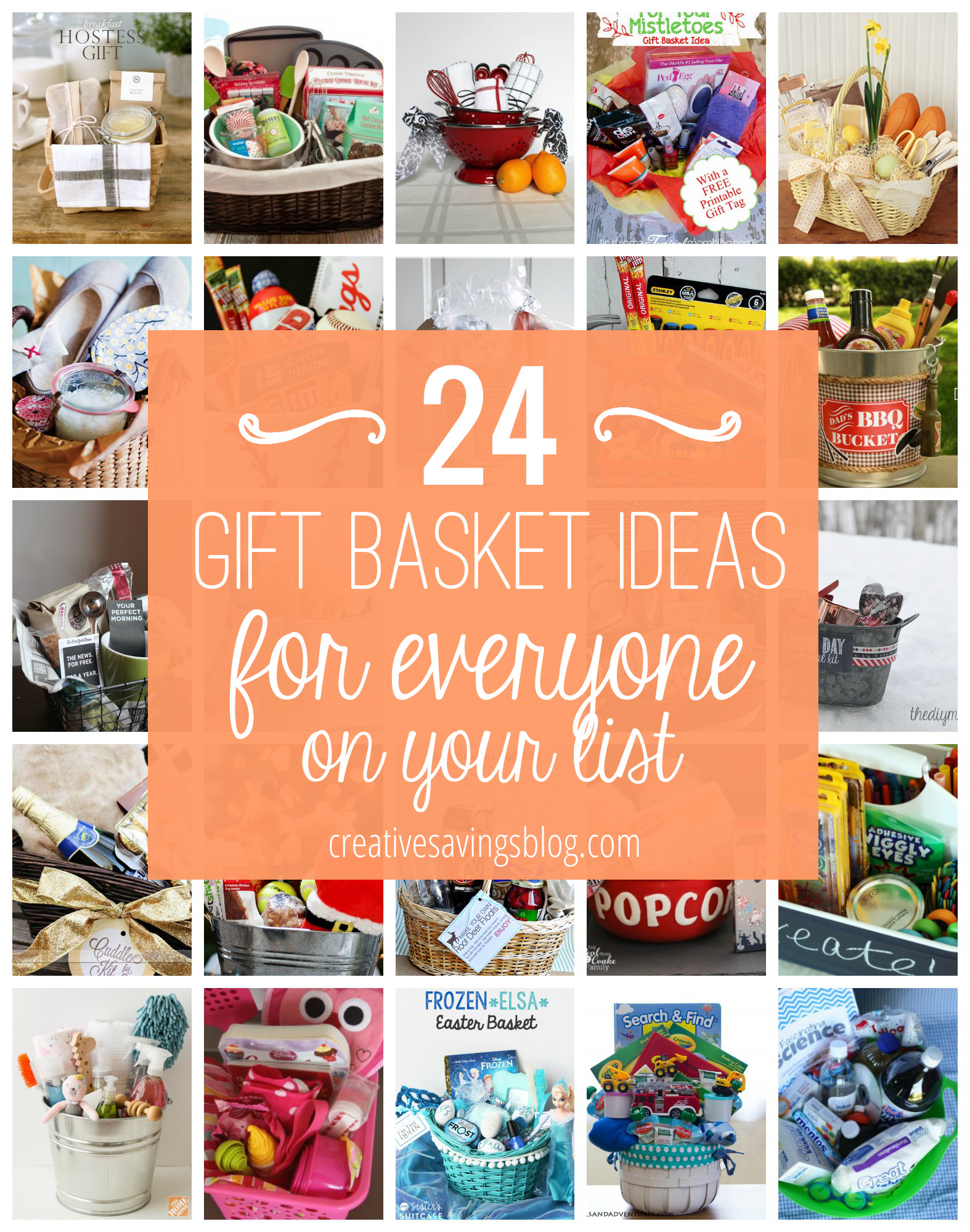 Diy T Basket Ideas For Everyone On Your List