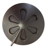 Ceramic Grill Flue Outlet