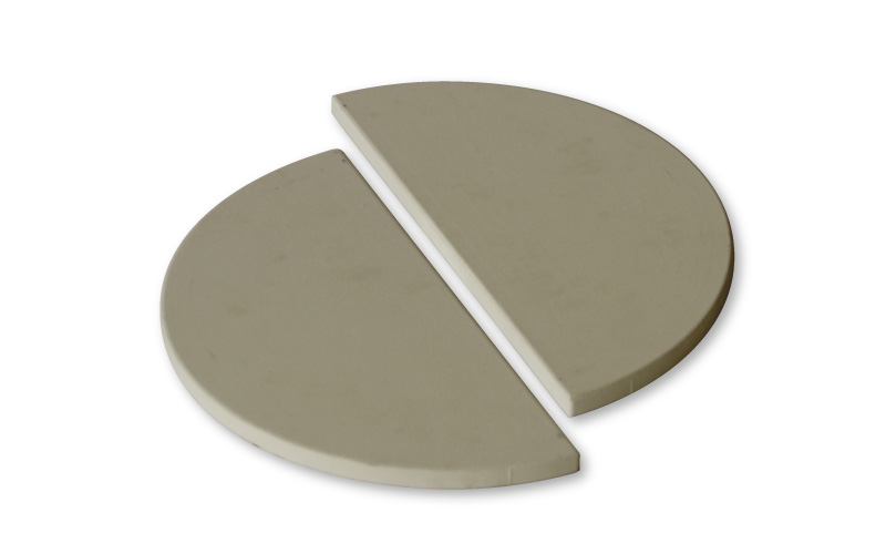 Ceramic Grill Deflector Plates