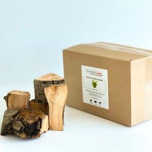 Apple Wood Smoking Chunks