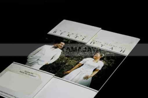 Cover Undangan Softcover Fullcolor Bekti Dyah