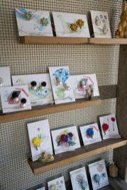 conomiによる手編みのアクセサリー。ピアスやイヤリング、ネックレスなど、2,400円~6,800円。