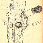 明治時代、菊池容斎により描かれた源頼信