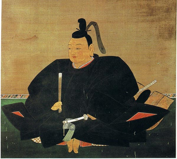 建仁寺所蔵の源頼家像。