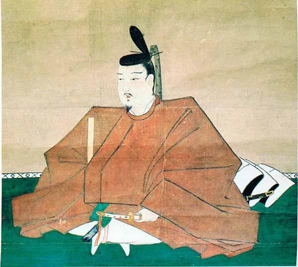太寧寺所蔵の源範頼蔵。