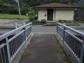 大谷戸橋に出てきました。