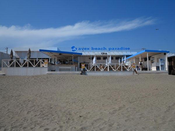 avex beach paradise