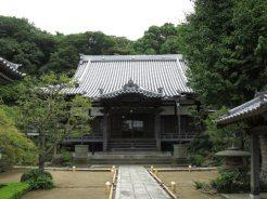 本蓮寺本堂。