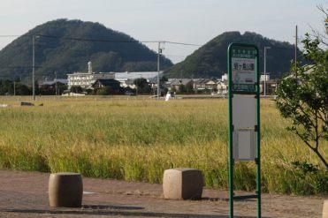 蛭ヶ小島周辺の景色。