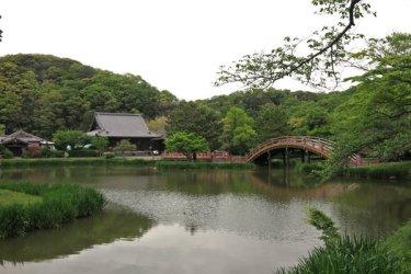 称名寺、浄土庭園