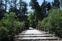 彌彦神社、桜苑。桜の季節にもう一度来てみたいです。