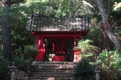 伊豆山神社。本宮。