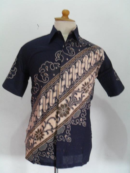 Hem Dan Kemeja Batik Kamal Collection