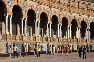 Plaza de Espana_Sevilla_17
