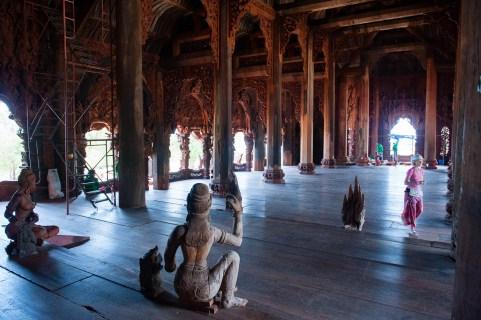 Santuario de la Verdad_Tailandia-13