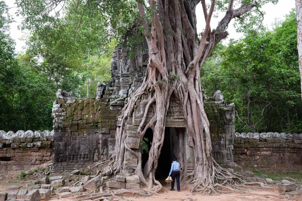 Angkor sin Angkor Wat-1