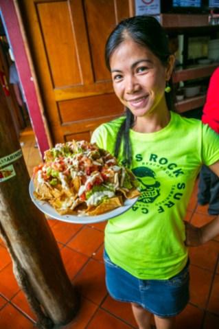 Eat at Joe´s Restaurant. Tamarindo. Papagayo Gulf. Guanacaste. Costa Rica