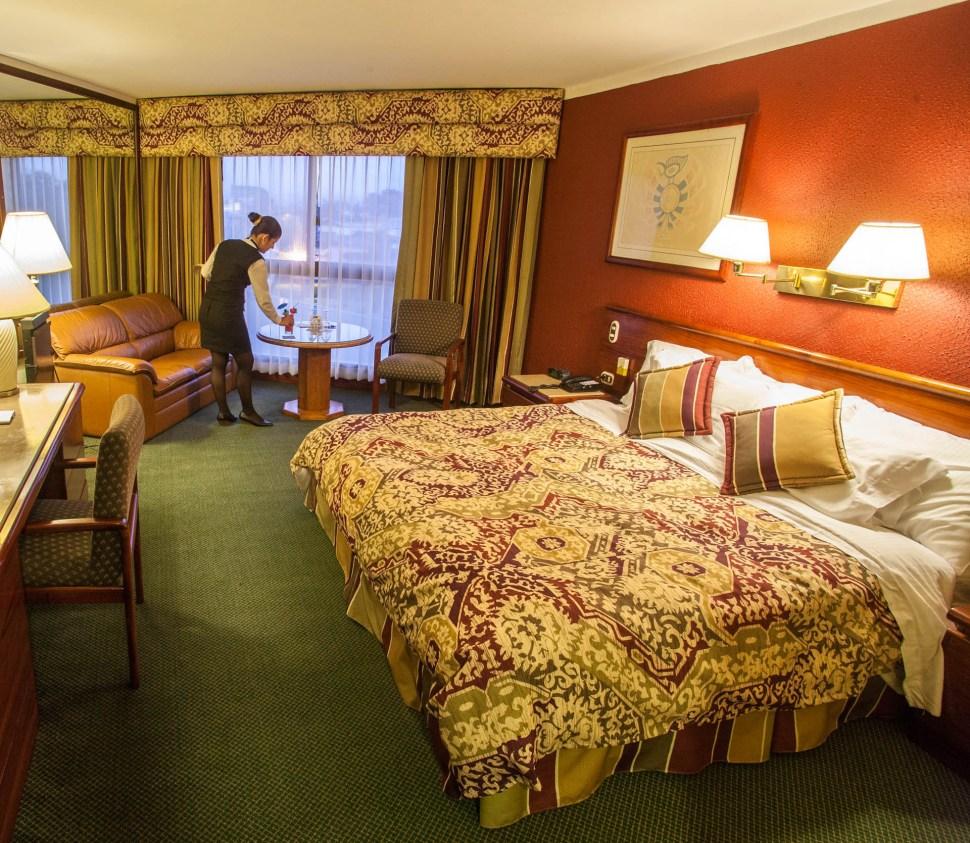 Habitacion del Hotel Barcelo enSan JoseCOSTA RICA