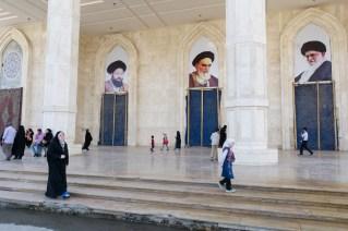 Thomb of Ayatollah Khomeini'. Teheran. Iran