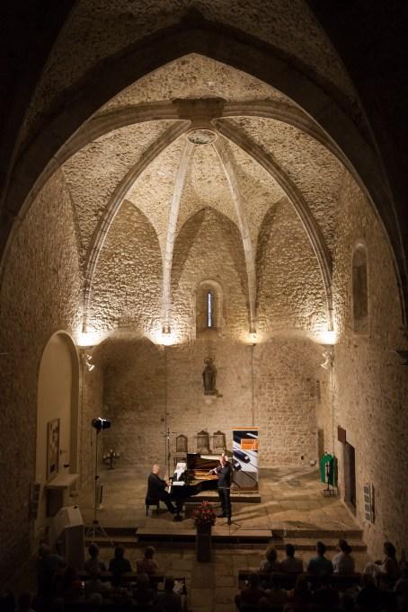 Iglesia de Sant Martí d'Empúries