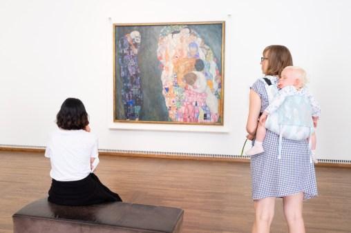 Muerte y vida (Klimt).