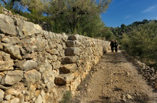 Camino de Nivera, Campredó.