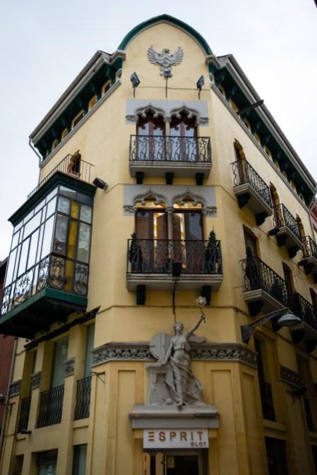 Casa Gassiot, modernismo de Olot