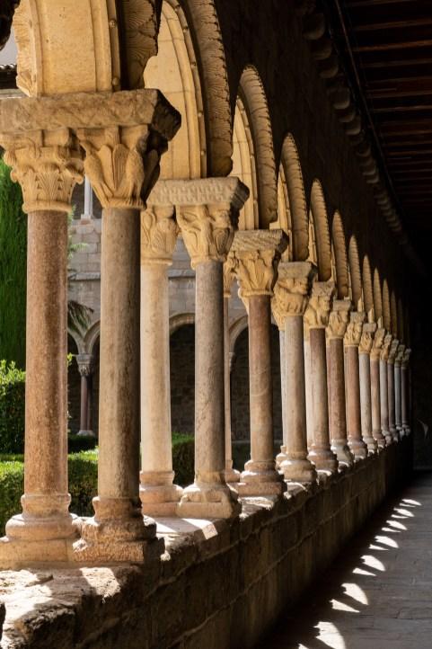 Claustro de Santa María de Ripoll