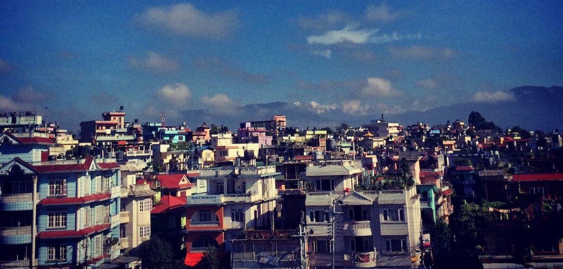 shantinagar cityscape