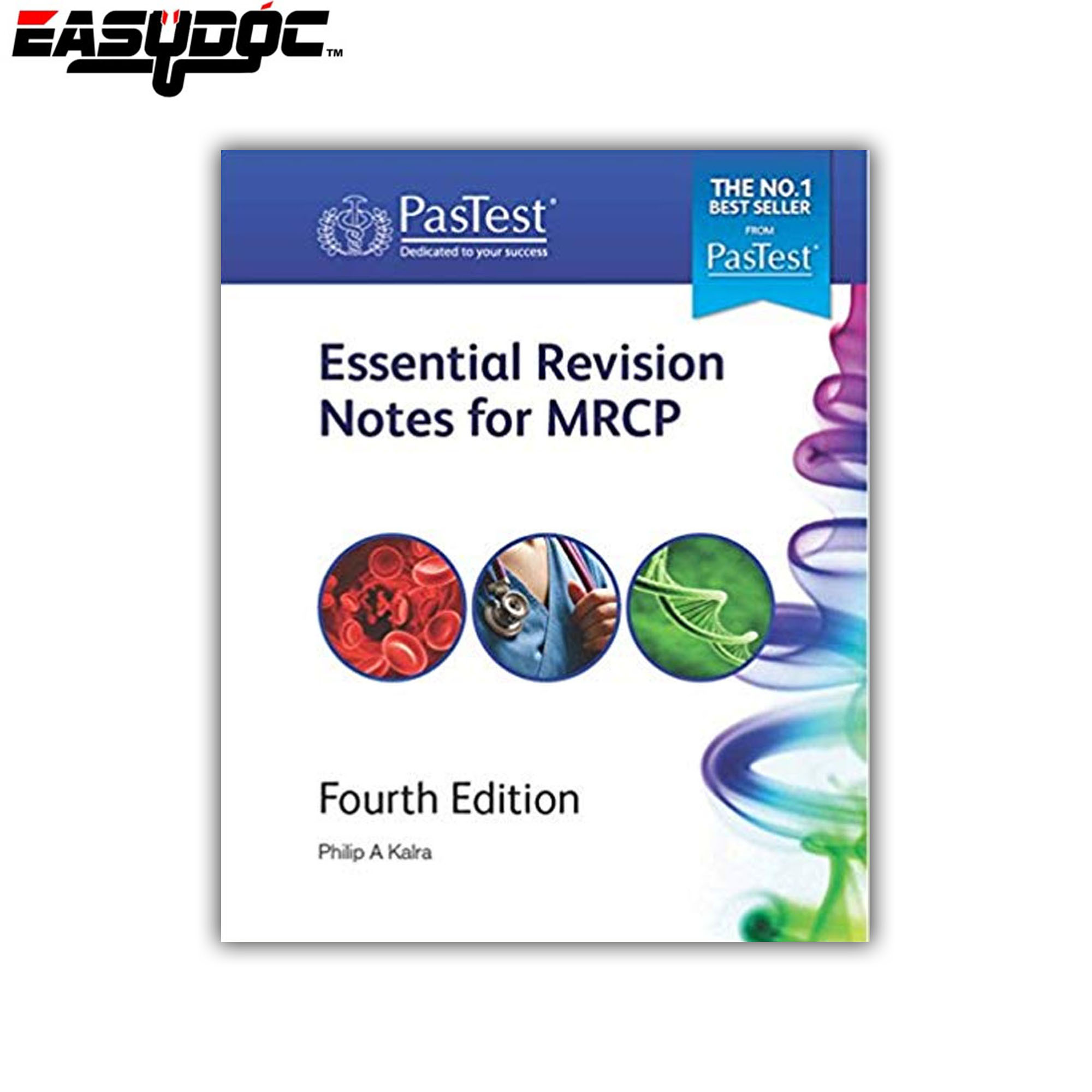 Essential Revision Notes for MRCP, Fourth Edition - EASYDOC MEDBOOKS