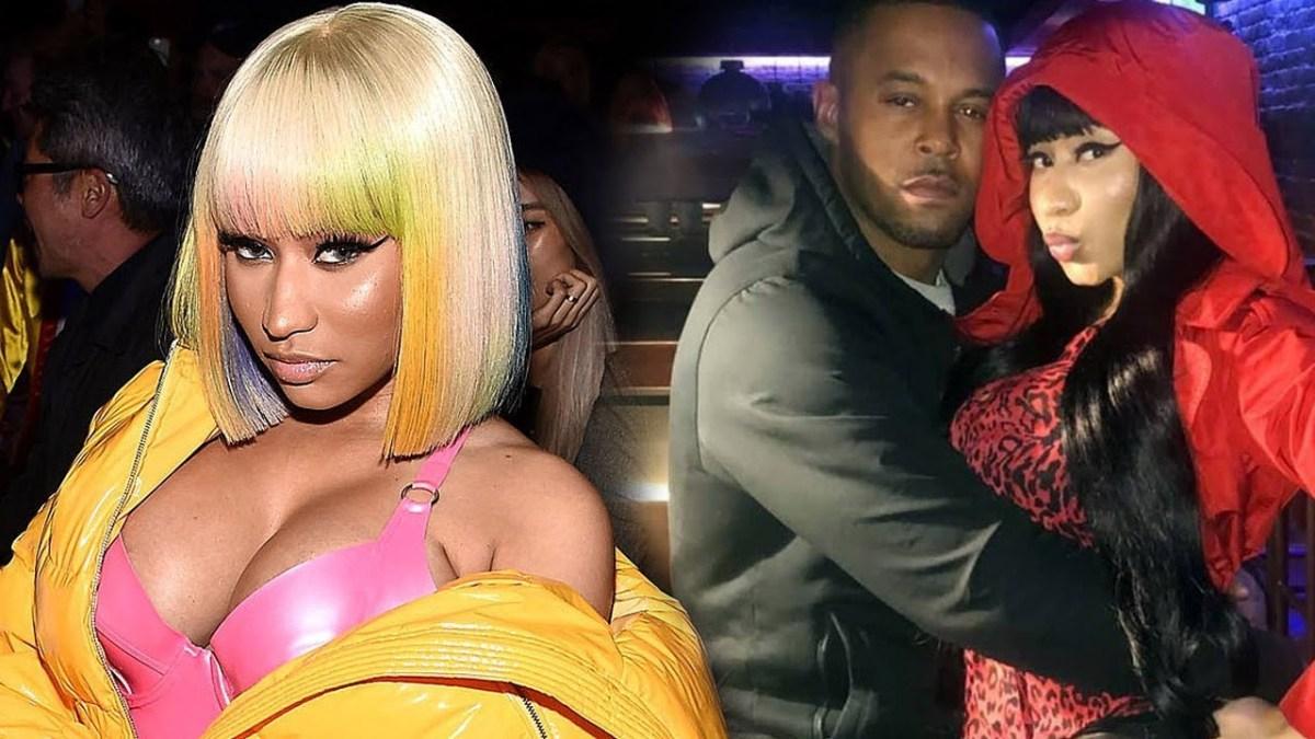 Nicki Minaj má nového frajera