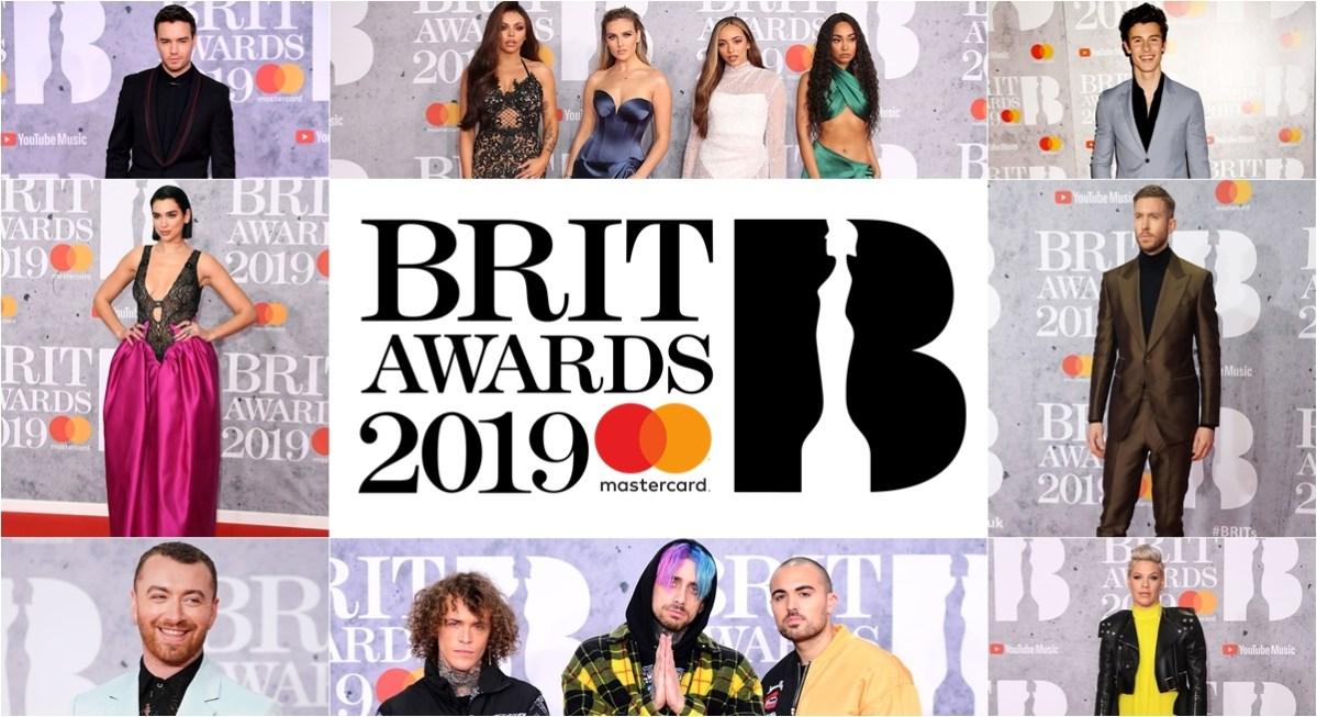 Brit Awards 2019 sú rozdané