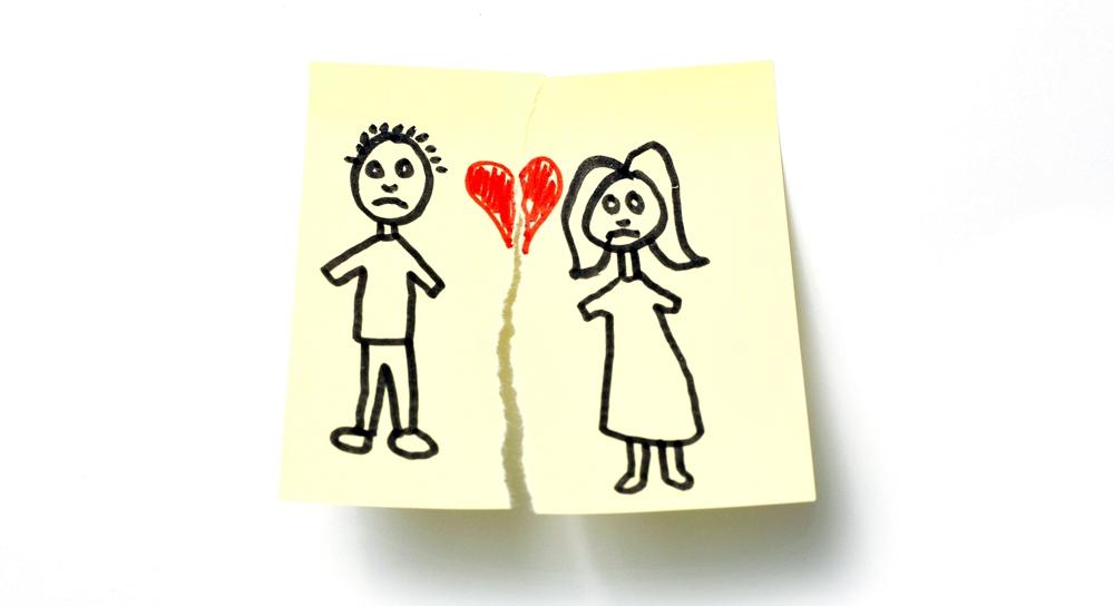 Ako prekonať rozchod?!
