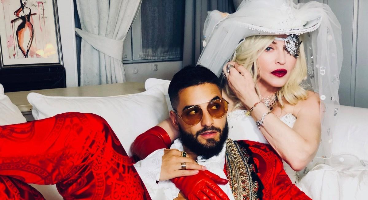 V novom singli Madonny hosťuje Maluma