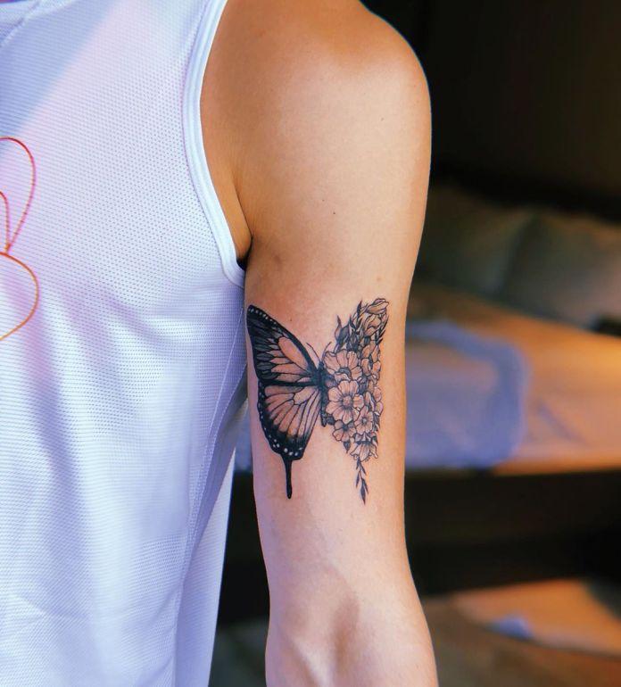 Nové tetovanie Shawna.