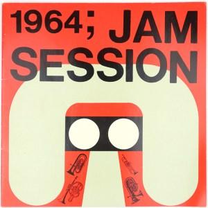 1964; JAM SESSION 公演パンフレット