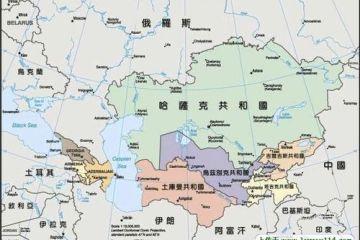 「我的東突,你的新疆」:維吾爾族與中國民族主義霸權