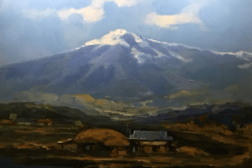 漢拿山.冬柏花—濟州島4.3事件及其平反