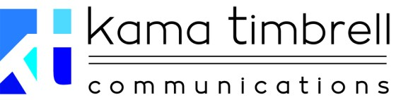 Kama Timbrell Communications logo