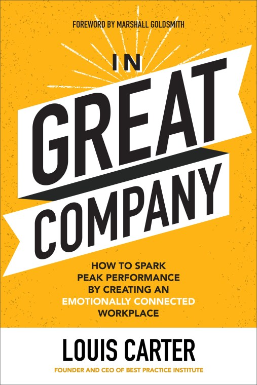Jacket image of In Great Company