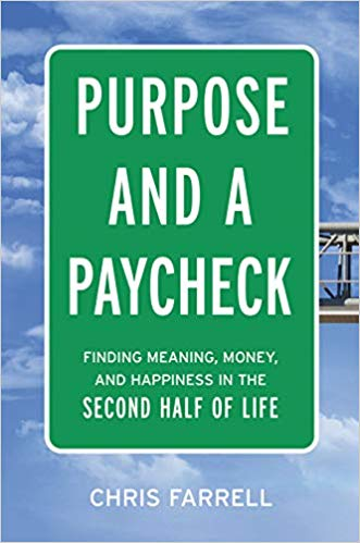 Jacket image of Purpose and a Paycheck