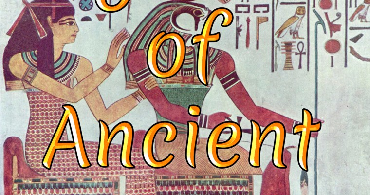 Gods of Ancient Egypt – Ra