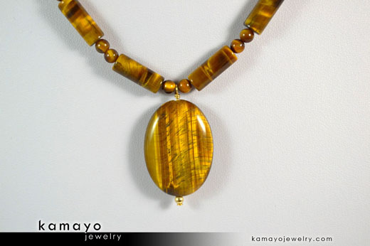 Tiger Eye: Stone of Courage