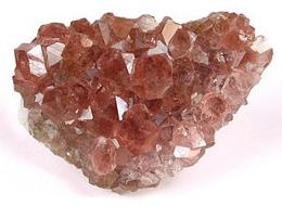 Pink Grossular Garnet