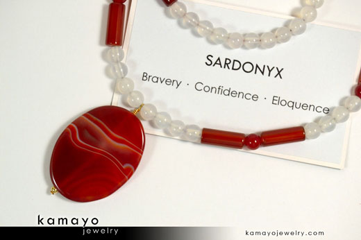 Sardonyx Birthstone Meaning