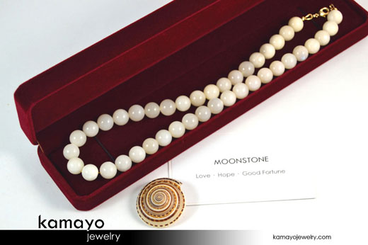 Moonstone: Stone of Security