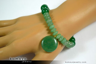 Green Aventurine Bracelet - Buy Now