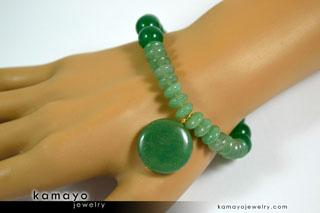 Green Aventurine Bracelet - Buy Now