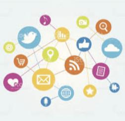 Sharing on social media platforms